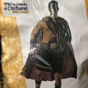 🎃 Men's Spartan Halloween Costume